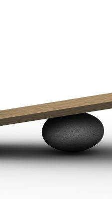 The limits of 'balance,' and why this can't become the new normal