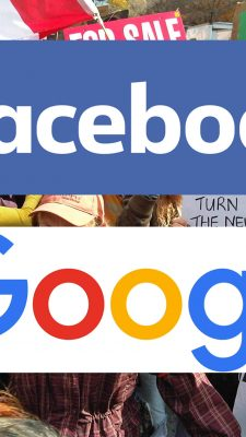 Deconstructing Facebook and Google: why are we seeing what they're showing?